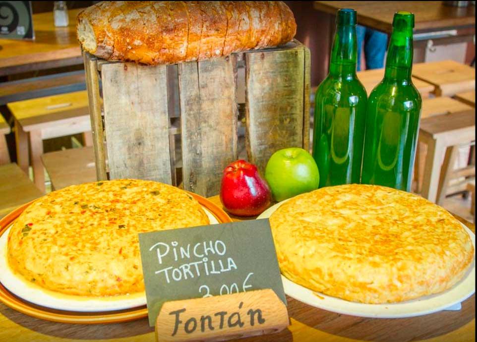 Tapas y cocina de mercado | Taberna El Fontán