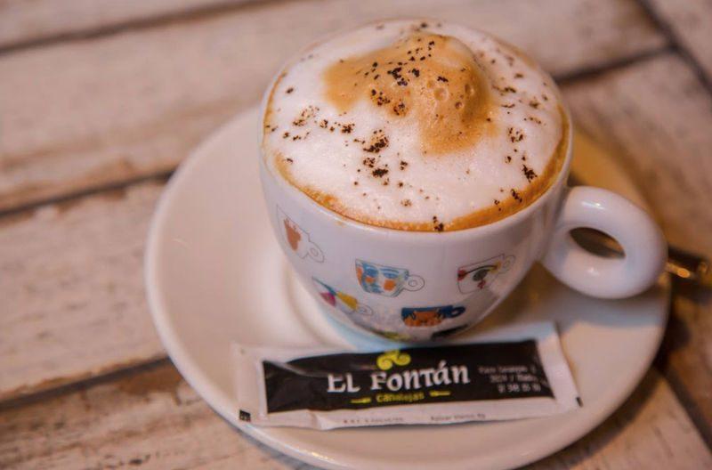 Cafés, tés e infusiones en Madrid centro